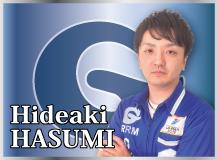 Hideaki Hasumi